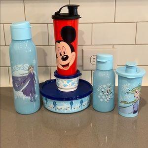 Tupperware Disney Frozen